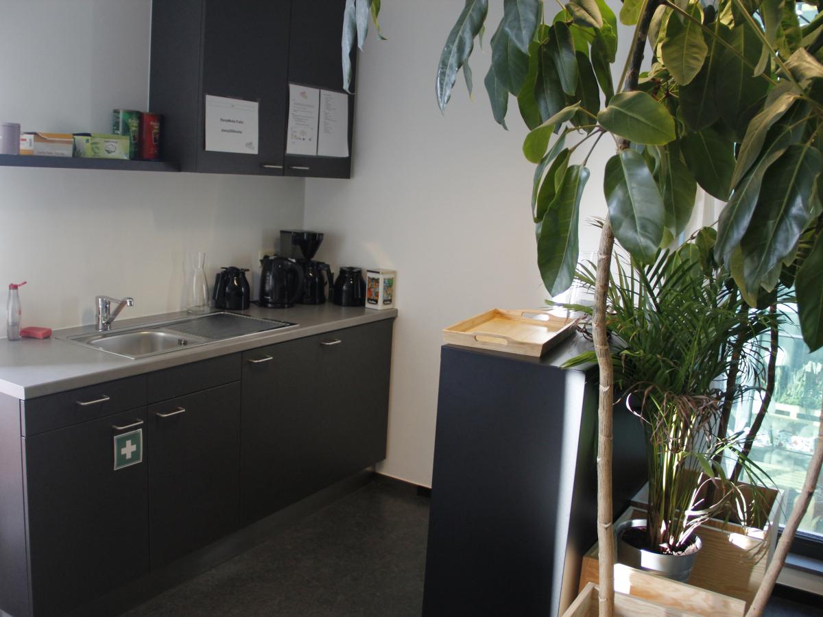 Keuken vergaderruimte