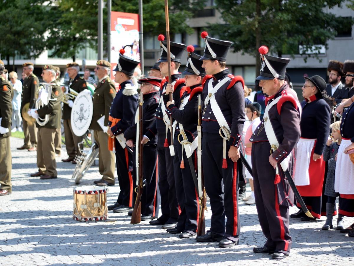 Herdenking Bevrijding Antwerpen