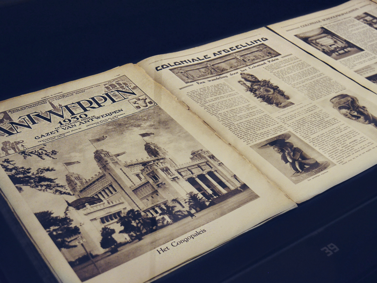 Gazet van Antwerpen 1930