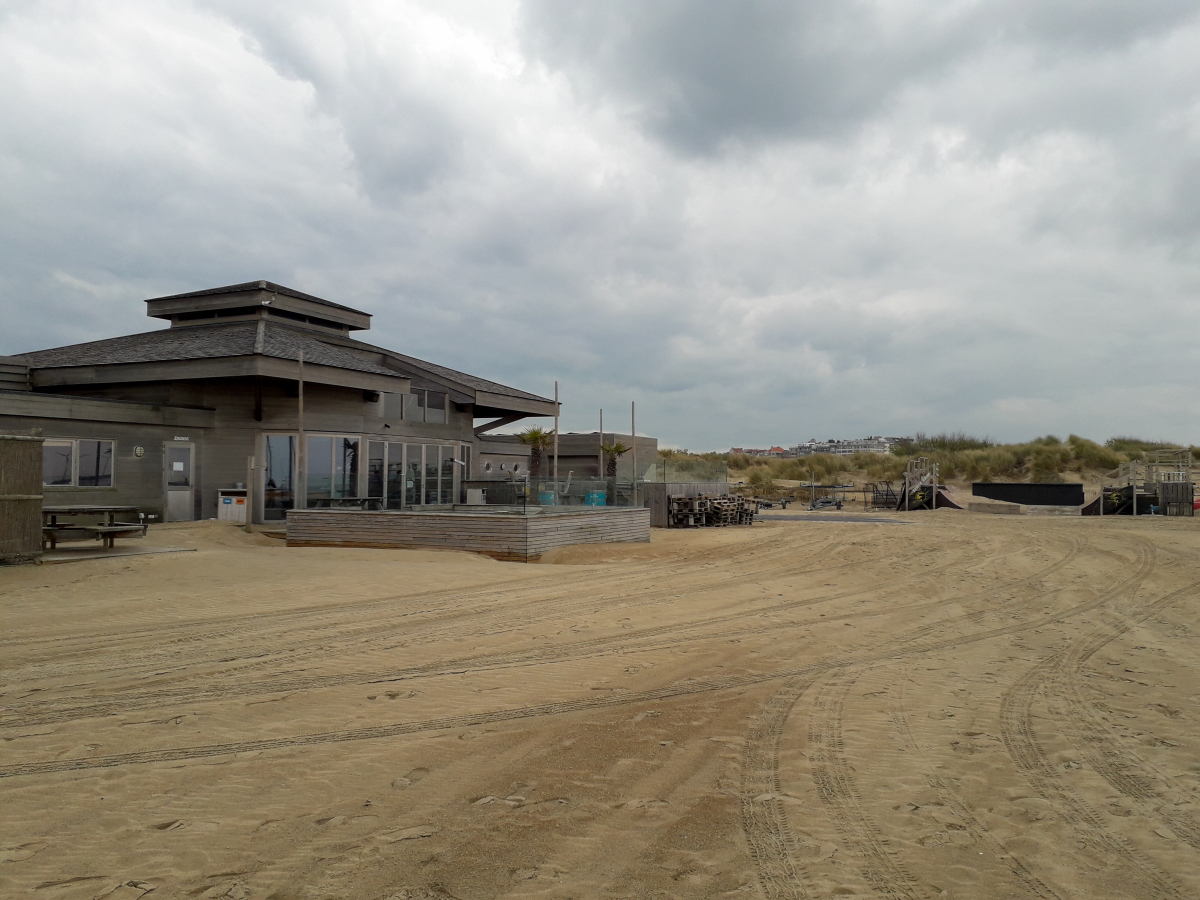 Beachclub Anemos Heist