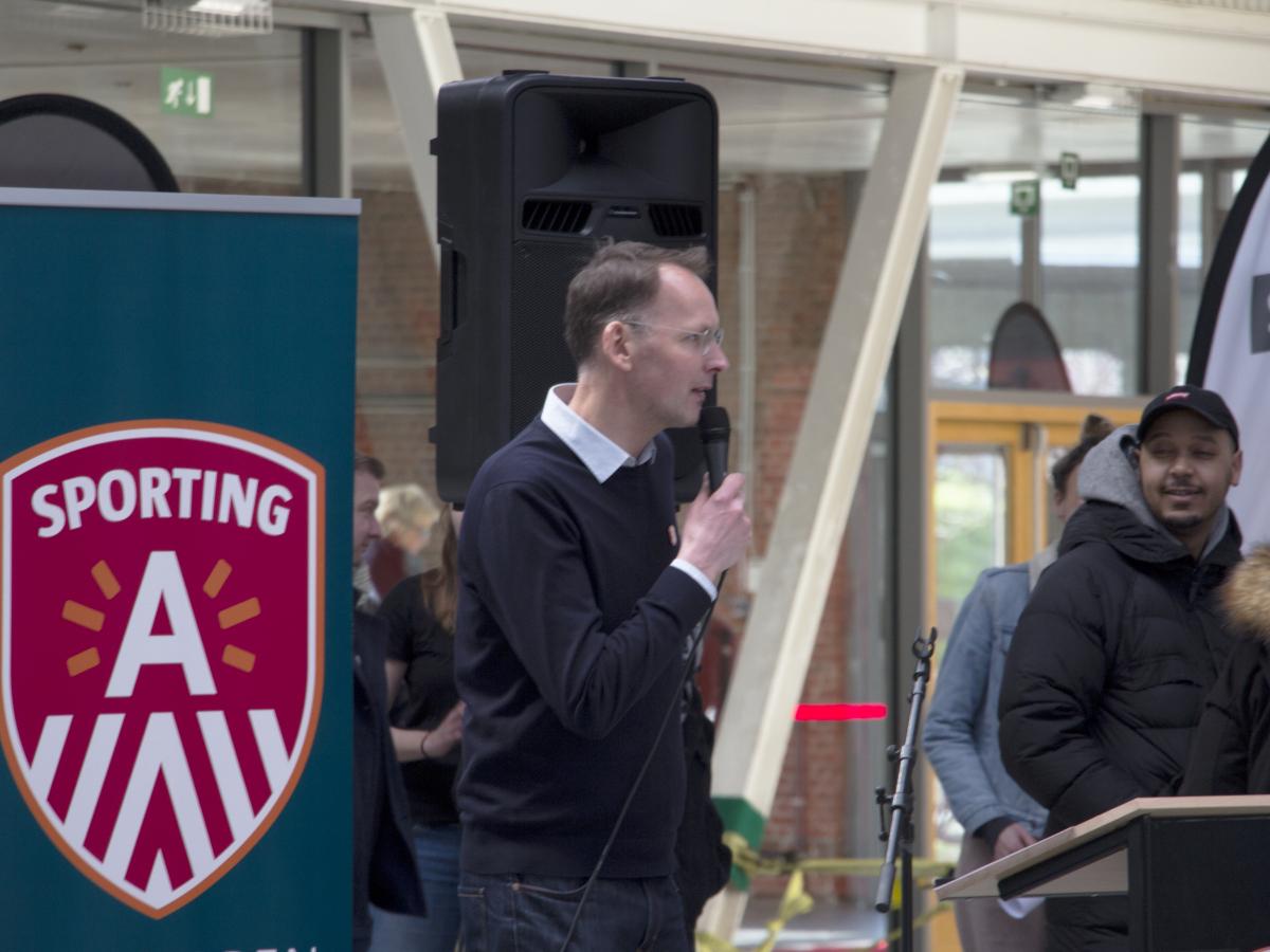 Directeur Sport, Joris Wils