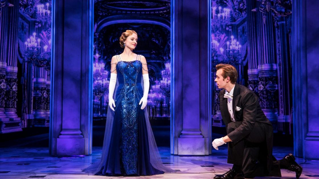 Anastasia - De Broadway musical