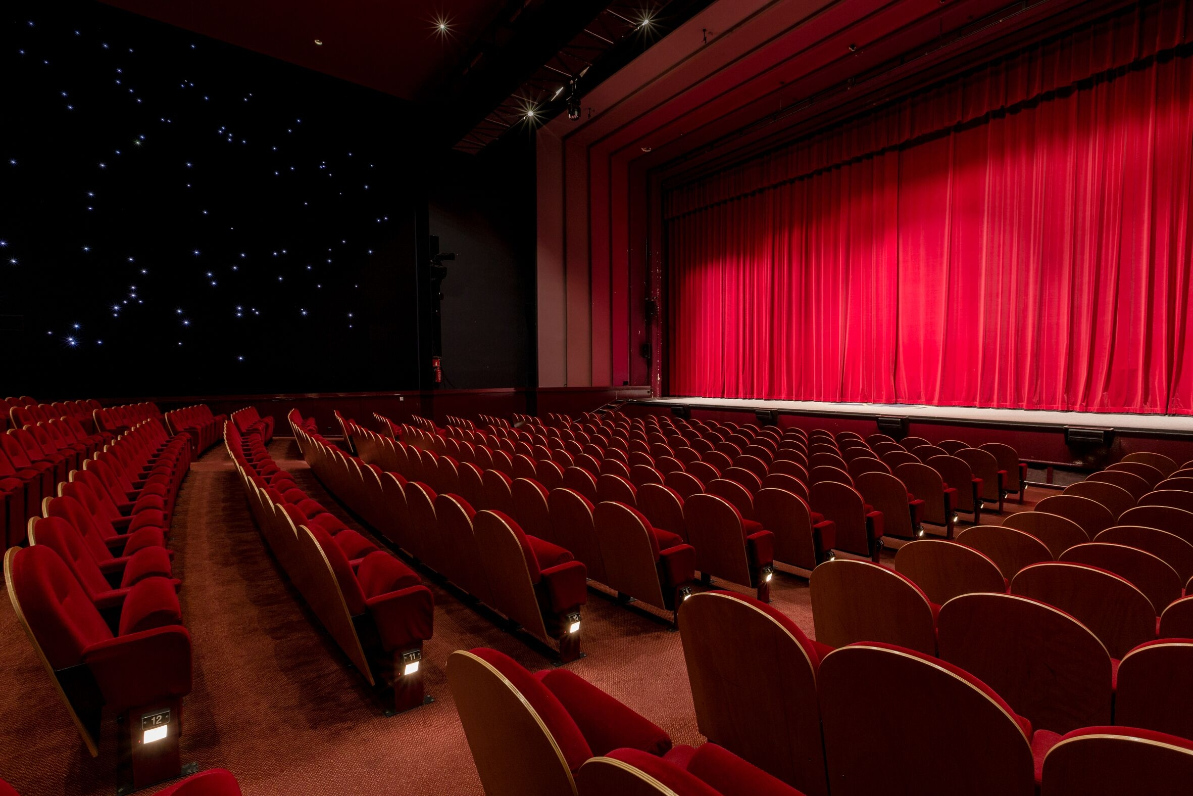 Theater Elckerlyc - Theaterzaal