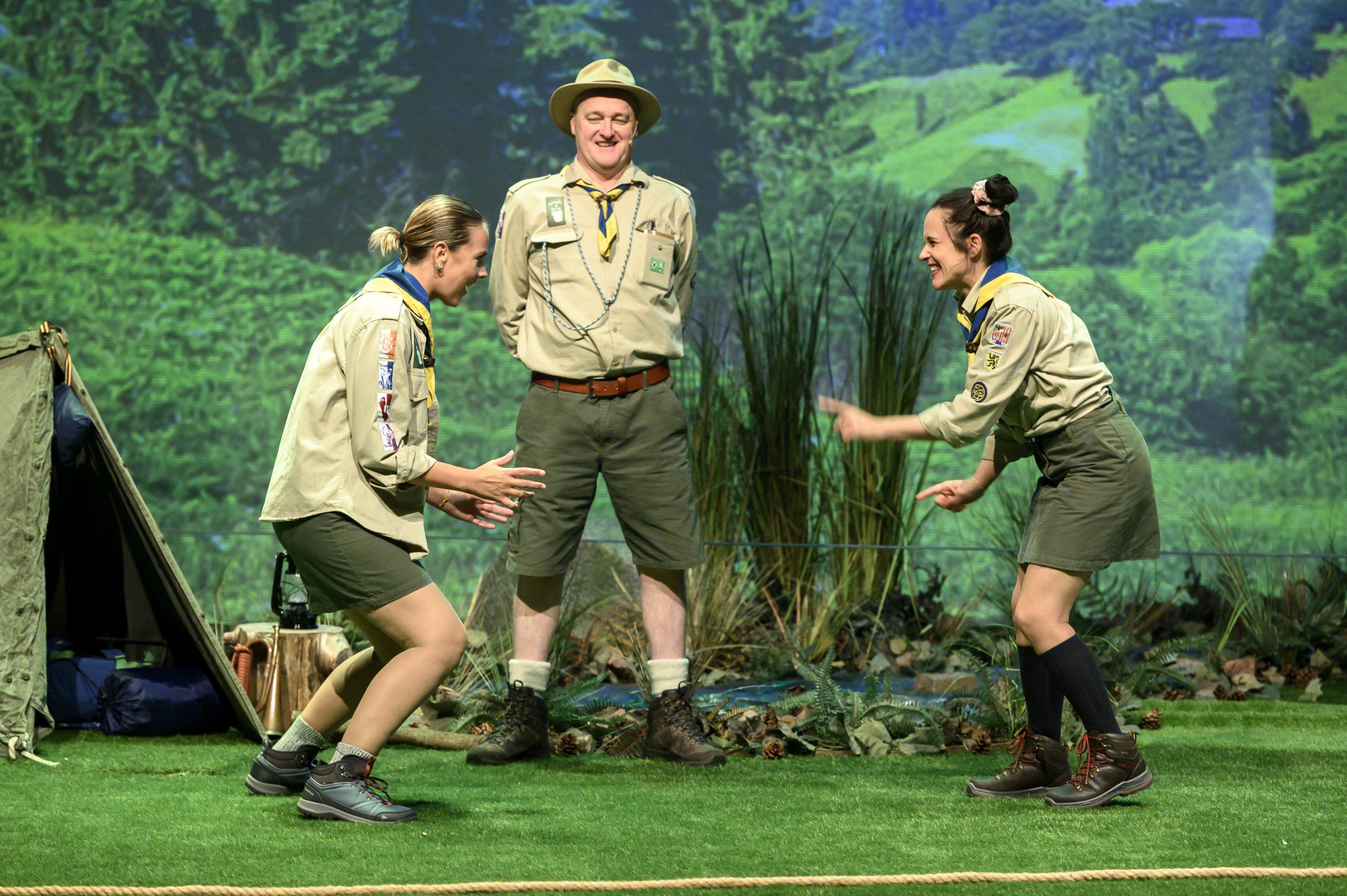 De Scouts Forever