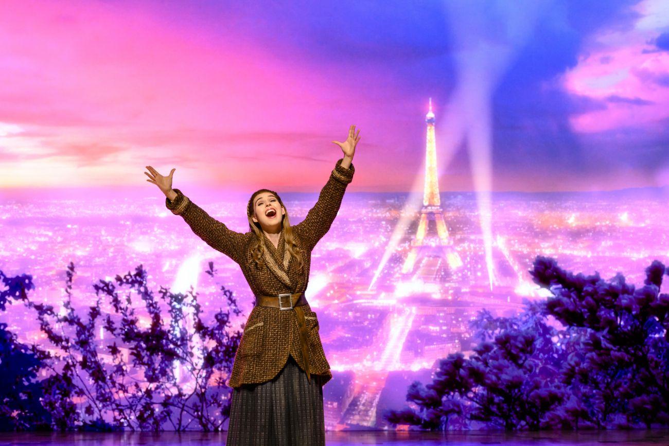 Anastasia -De Broadway Musical