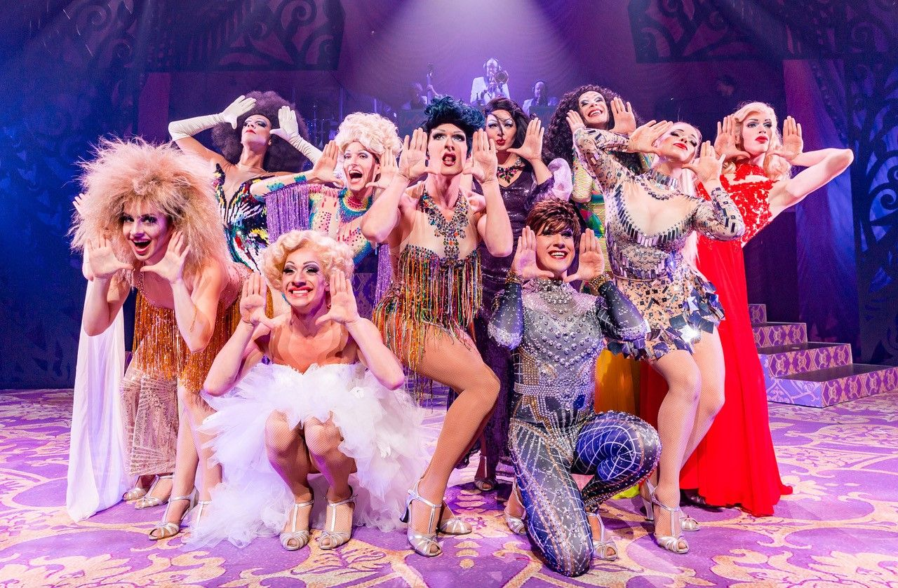 La Cage Aux Folles Broadway S Populairste Musicalkomedie Theater Elckerlyc