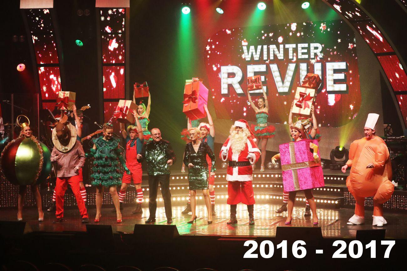 Winterrevue 2016 - 2017