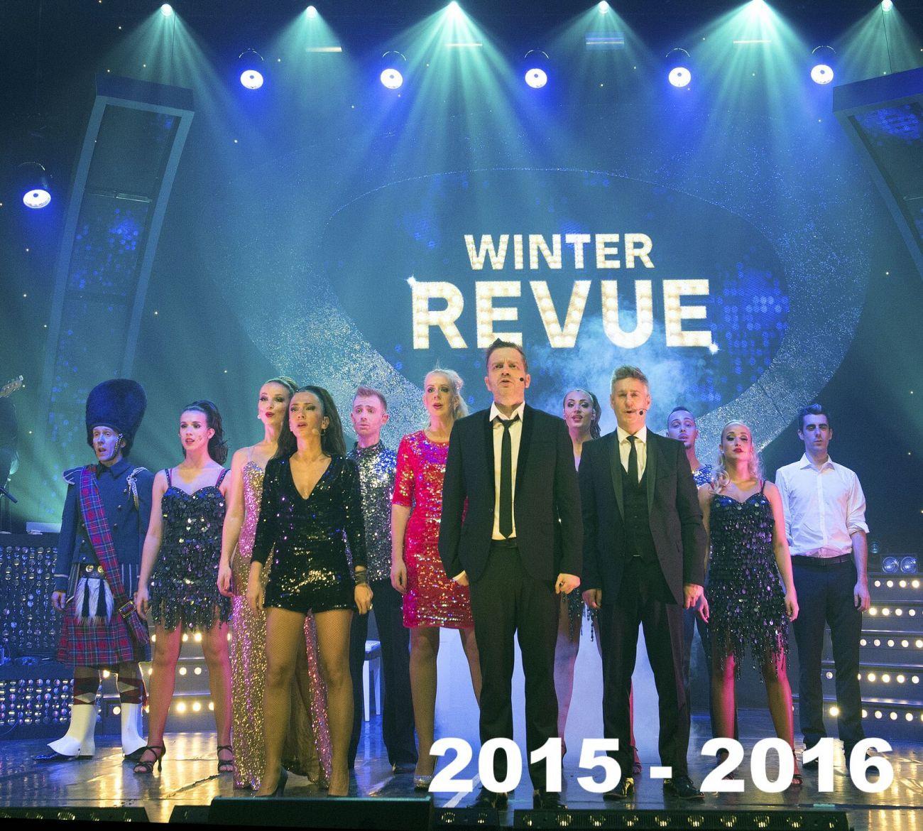 Winterrevue 2015 - 2016