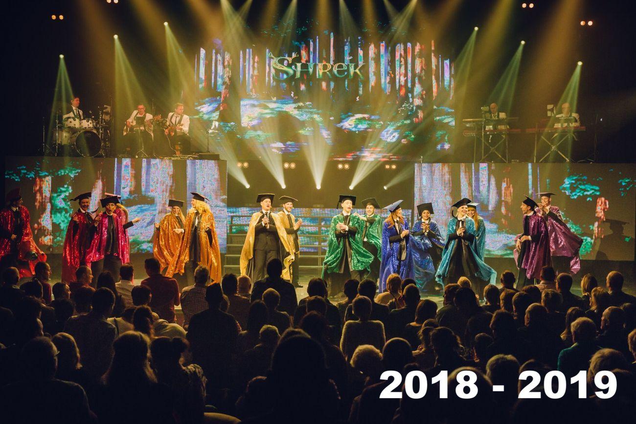 Winterrevue 2018 - 2019