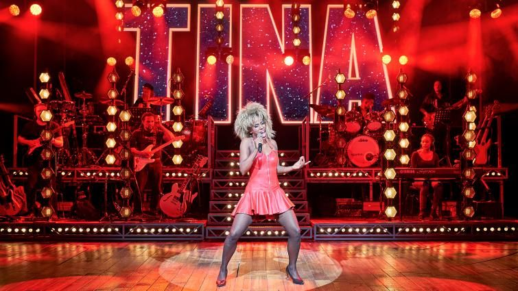 De Tina Turner Musical