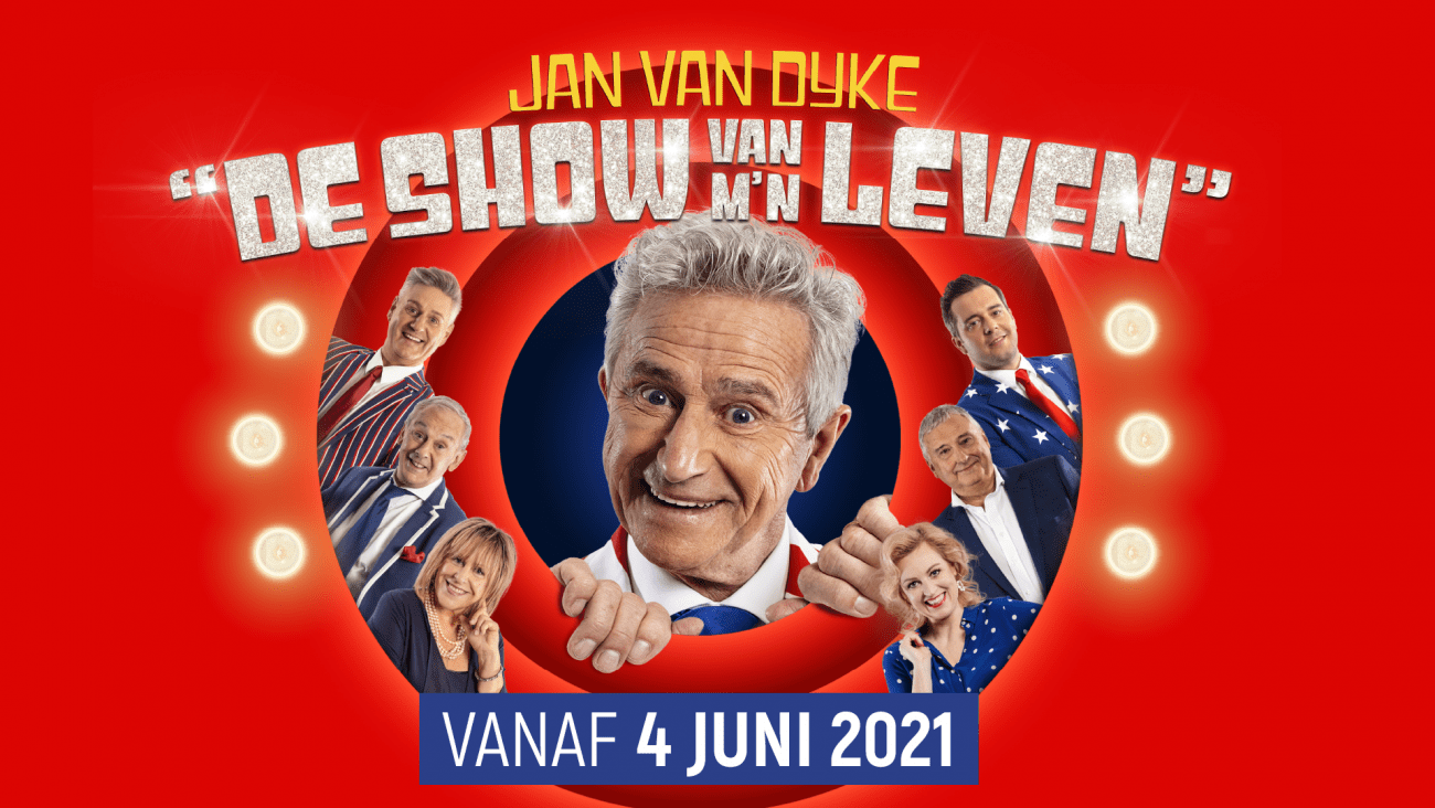 Jan Van Dyke - Nieuwe data