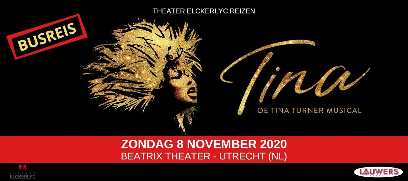 Tina, de Tina Turner musical - Nieuwe datum