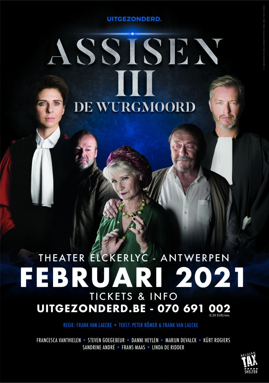 Assisen 3 - De Wurgmoord - FEB 2021