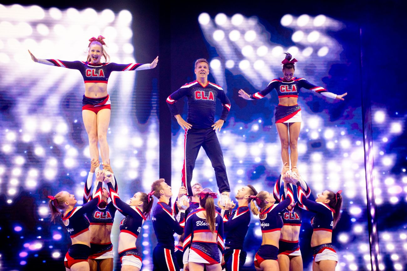 Cheerleader Academy