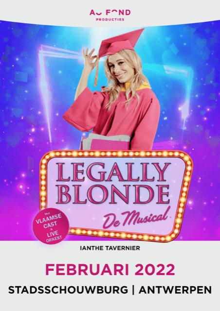 Legally Blonde - Stadsschouwburg