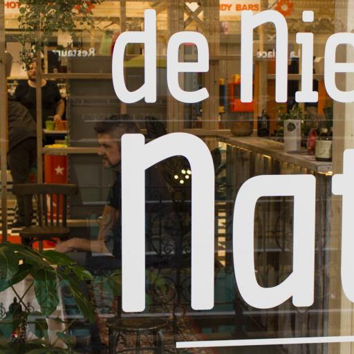 De nieuwe natie - ondernemen in Antwerpen