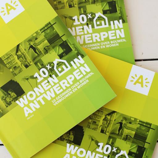 stad Antwerpen - leven en wonen
