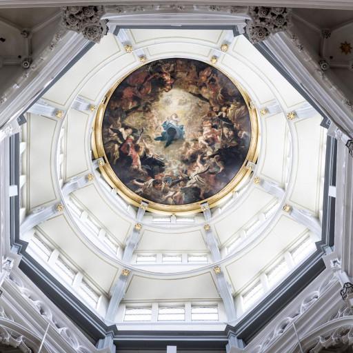 De Kathedraal - Gothiek © Ans Brys