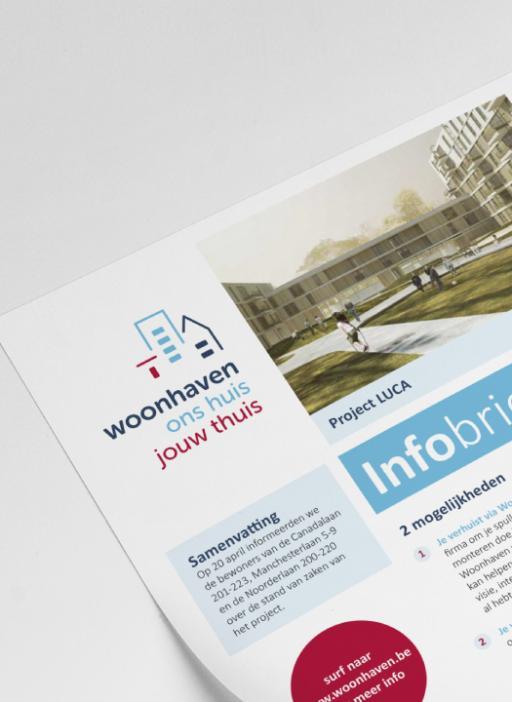 Infobrief Woonhaven