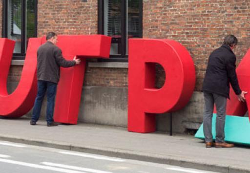 utopia typografie
