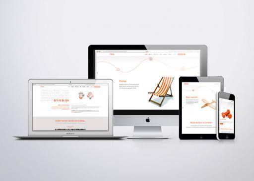 responsive design Qlick