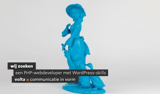 we zoeken een php developer
