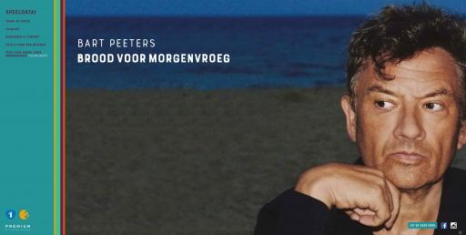 Bart Peeters - brood voor morgenvroeg