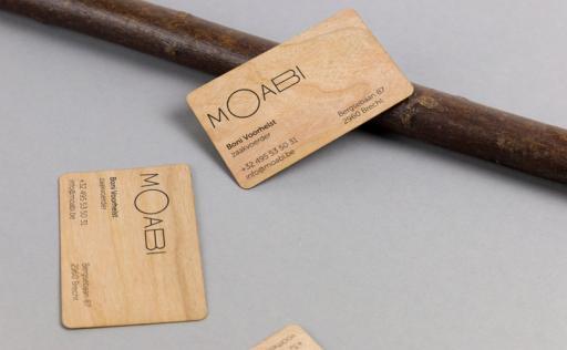 moabi visitekaartje