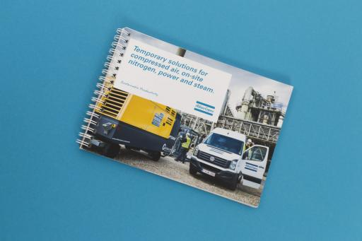 Atlas Copco brochures