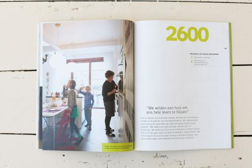 magazine stad Antwerpen - leven en wonen