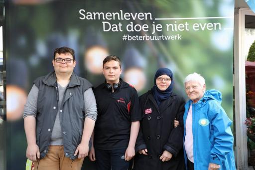 Samenlevingsopbouw - Stad Antwerpen
