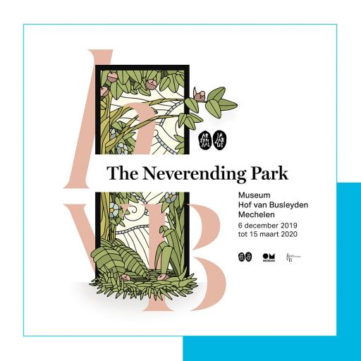 affiche_expo_the_neverending_park