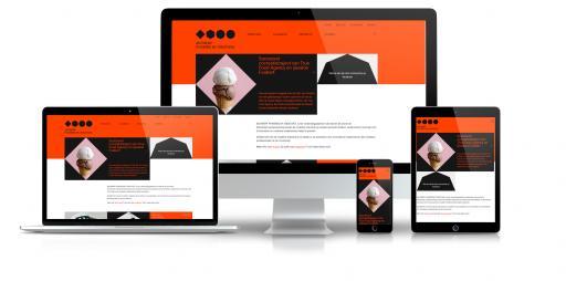 APBC - responsive weergave van de site