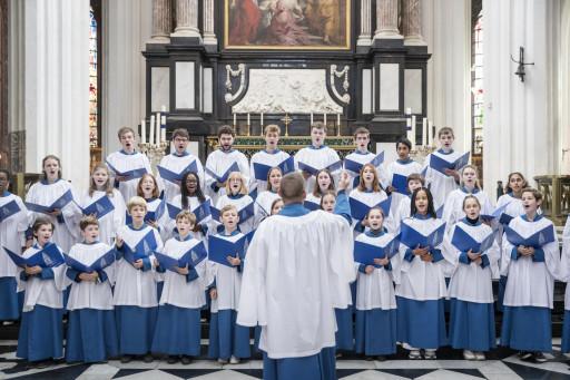 Zing mee in het koor - foto © Ans Brys