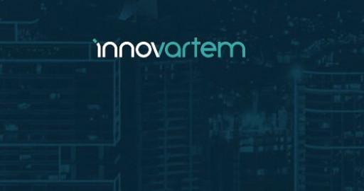 Innovartem, logo en website