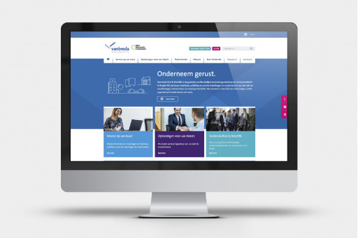 Website Vanbreda