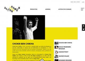 Action Zoo Humain - Chokri Ben Chikha