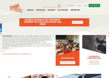 StampMedia homepage
