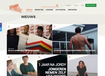 StampMedia nieuwslijst