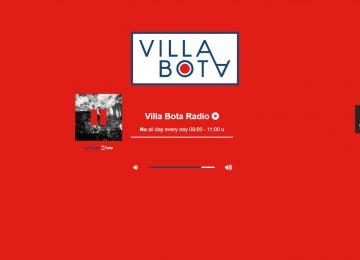 Villa Bota - radiozender