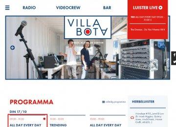 Villa Bota - home