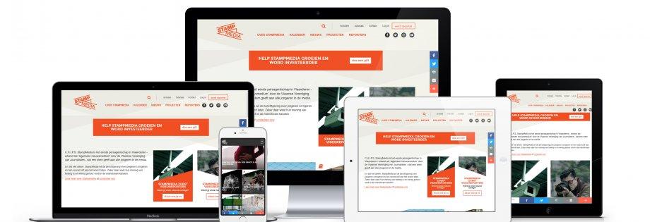 StampMedia responsive webdesign