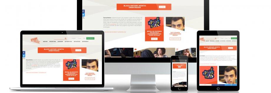 StampMedia responsive