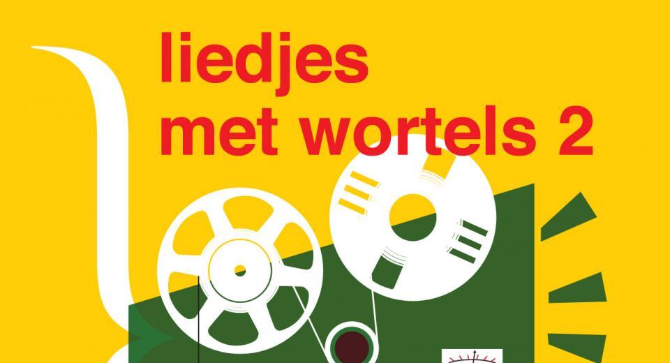 CD-cover Liedjes met Wortels II