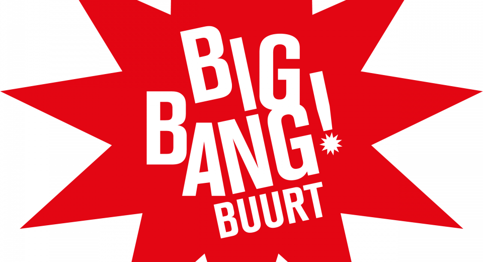 BIG BANG BUURT ster