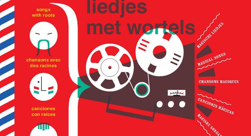 Albumcover Liedjes met Wortels CD