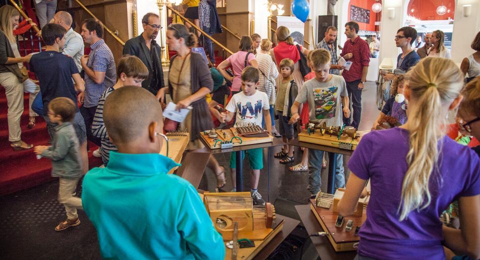Musiscopes op KidsOdeGand