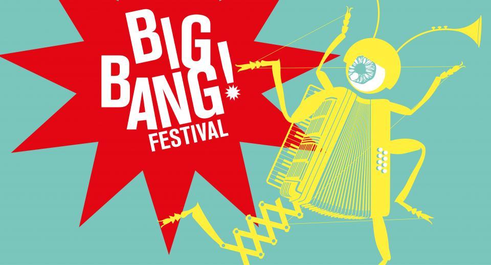 Campagnebeeld BIG BANG Festival 2019-2020