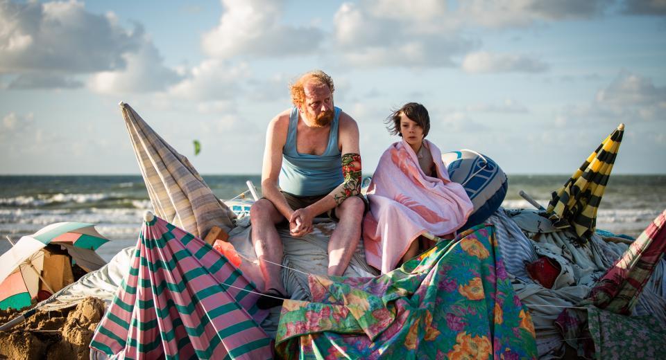 Beeld uit film SHEL(L)TER Nathalie Teirlinck