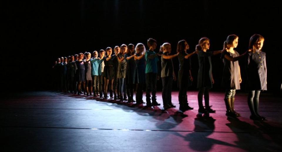 Dancing Voices op Oorsmeer 2010